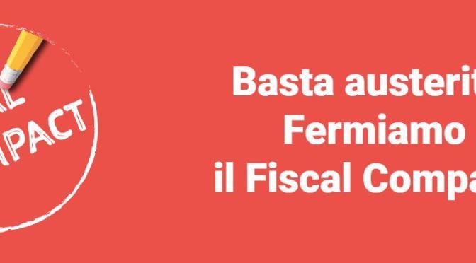 La rete delle Città in Comune aderisce alla petizione popolare di Attac contro il Fiscal Compact