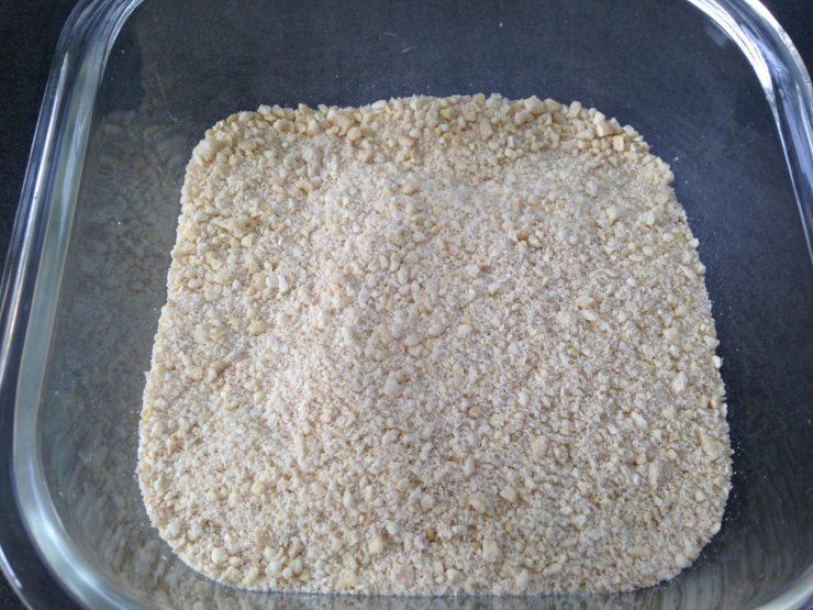 Veganer Parmesan: Cashew Parmesan