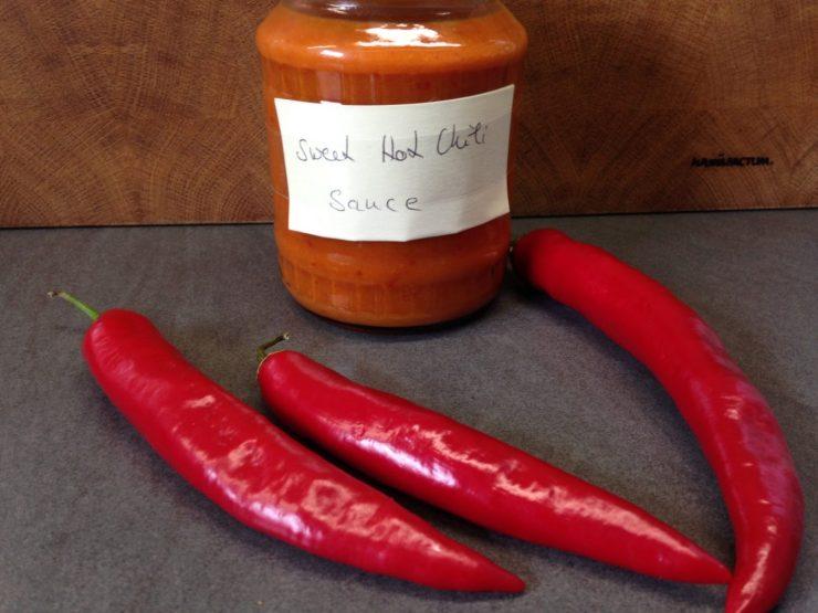 Sweet Hot Chili Sauce
