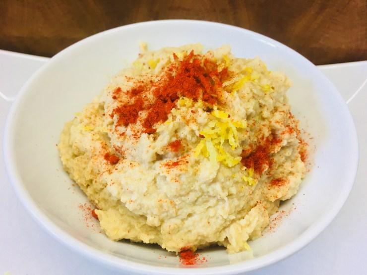 Sellerie Hummus