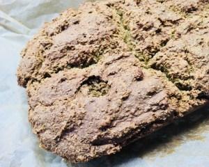 Soda Brot mit Sellerie