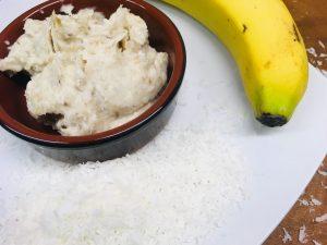 Bananen-Kokosmus