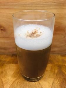 Latte Macchiato Horchata de Chufa