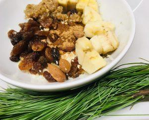 Spekulatius Porridge