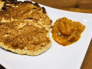 Coconut Pita Fladenbrot aus Kokosmehl [vegan, glutenfrei]