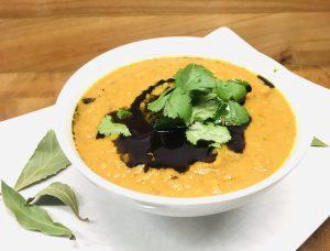 Süßkartoffel Pastinaken Suppe
