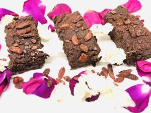 Adzuki Bohnen Fudge Brownies