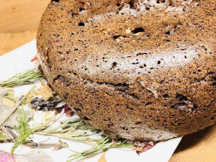 Quinoa Zucchini Brot