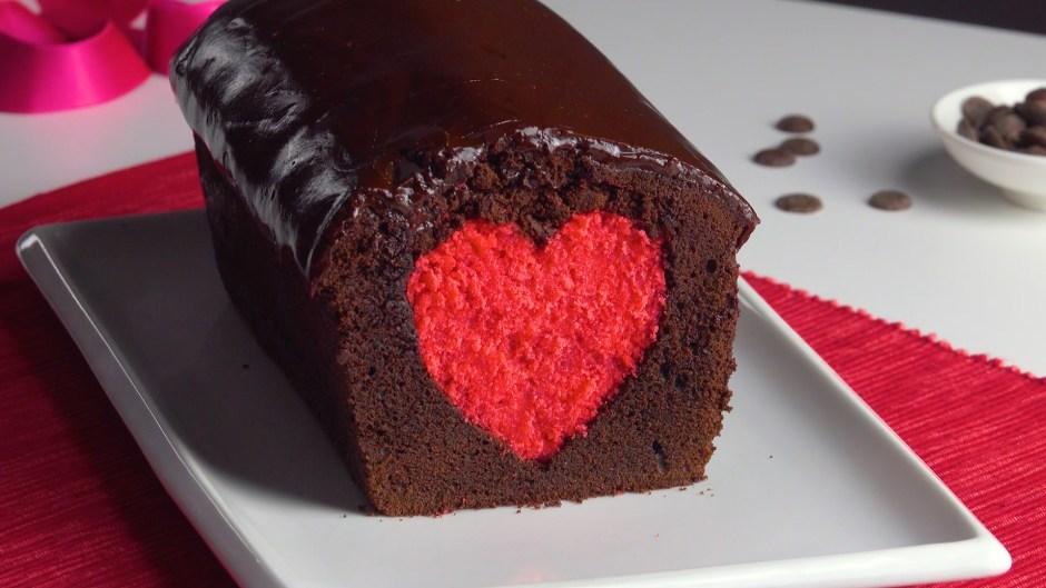 pastel para 14 de febrero