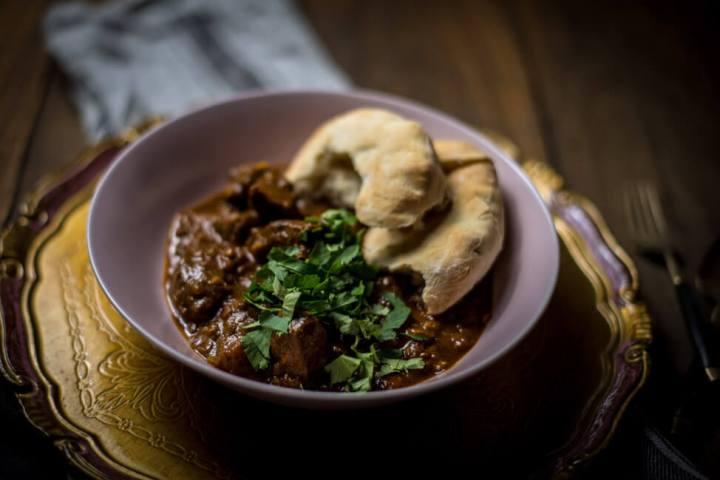 Indisches Lamm Curry aus Punjab
