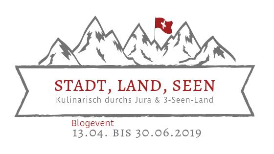 Blogevent Bloggerreise Schweiz Jura Drei-Seen-Land Foodblogger Banner