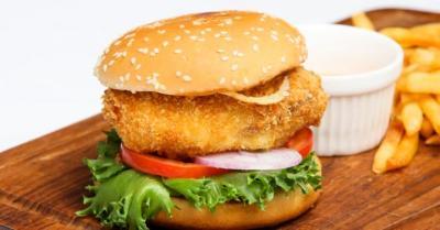 Burger le Fish