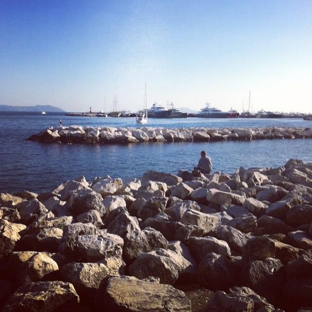Pescatori a Mergellina