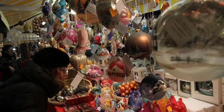 mercatino di natale-torino