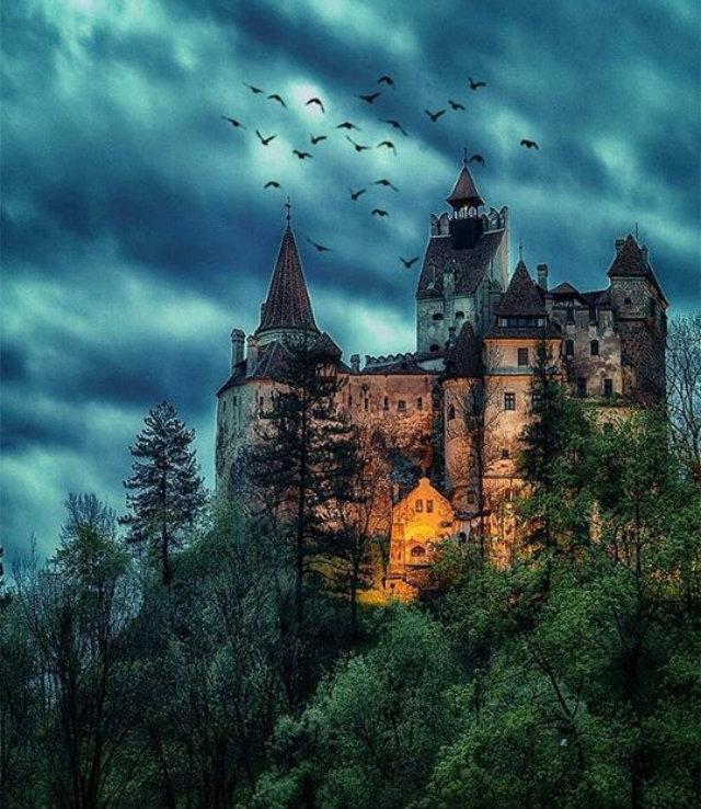 Romania, Il Bran Castle