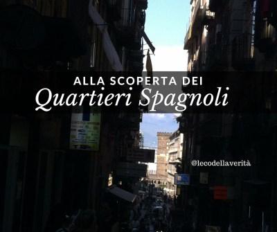 quartieri spagnoli visita NonSoloArt
