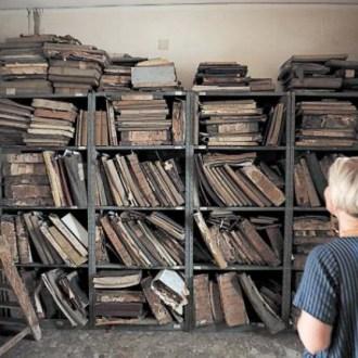 archivio storico di Napoli