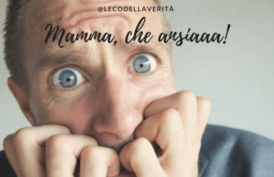 come riconoscere l'ansia