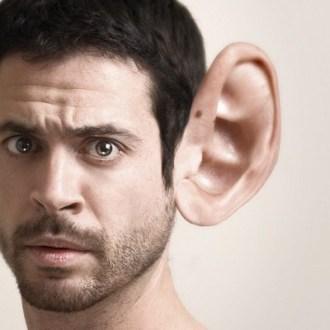 naso e orecchie crescono