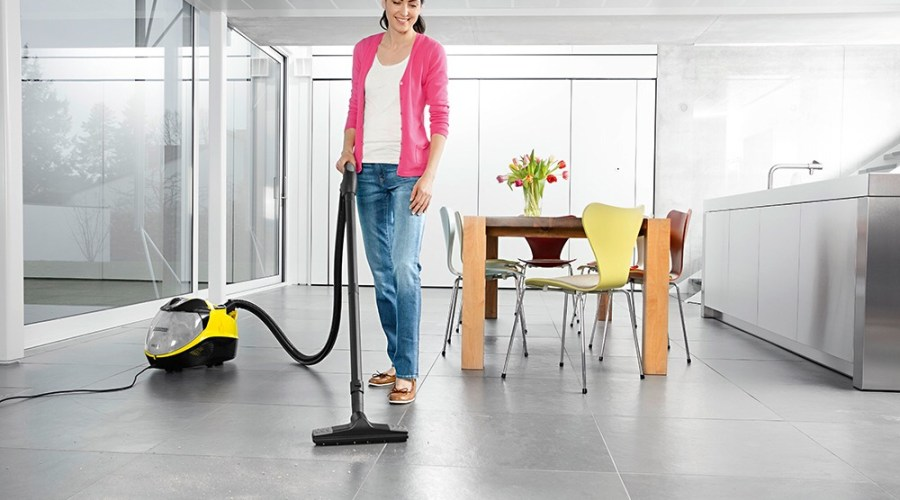 pulire casa-Kärcher Home Cleaning