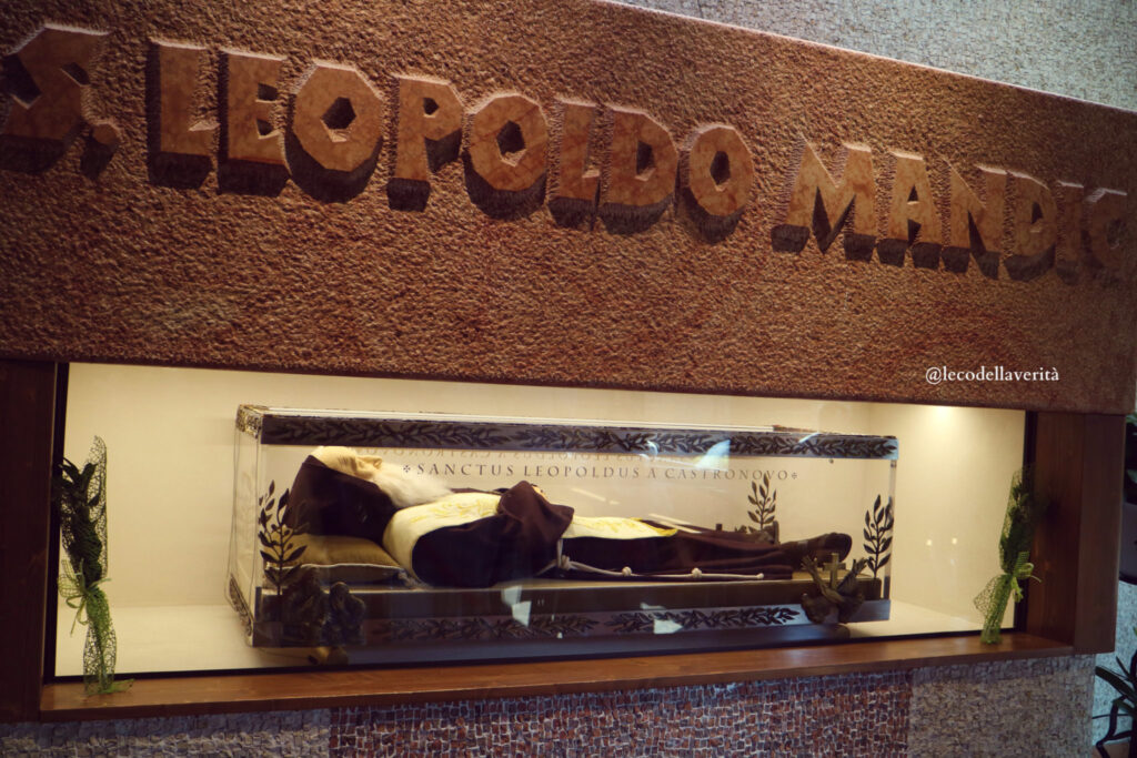 tomba di san leopoldo mandic