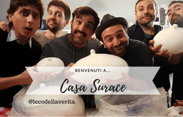 Casa Surace diventa un best seller Questanno non scendo