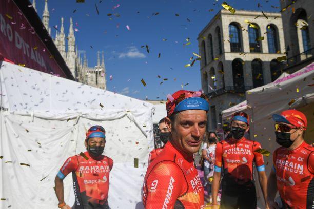 Damiano Caruso a Milano