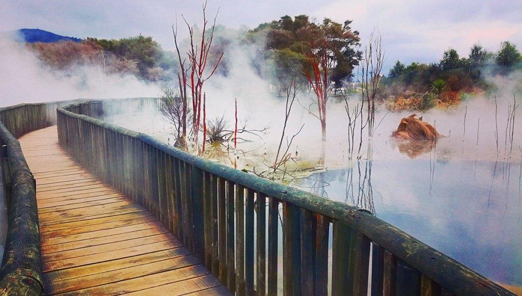 Rotorua – Bay of Plenty