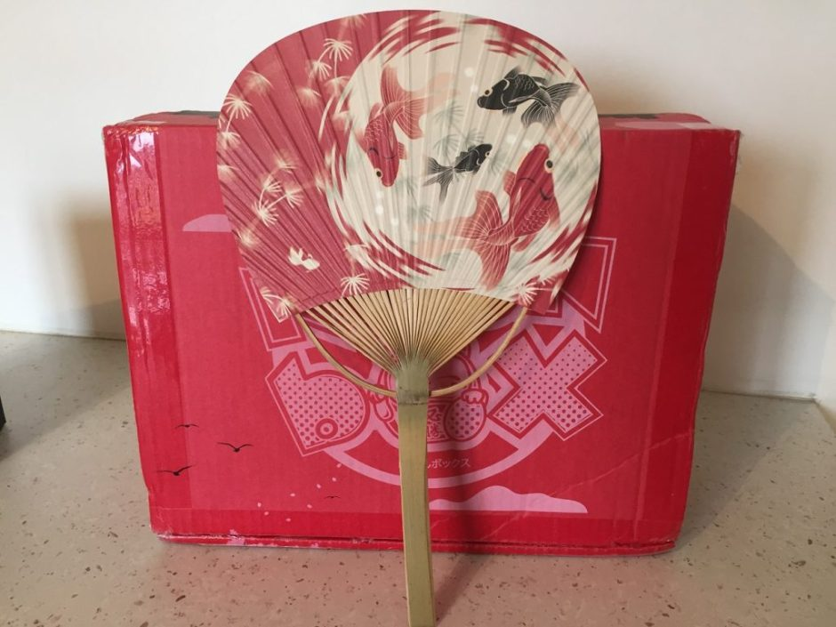 eventail japon nihonbox