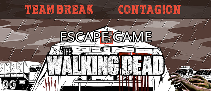 Escape Game : The Walking Dead à Paris