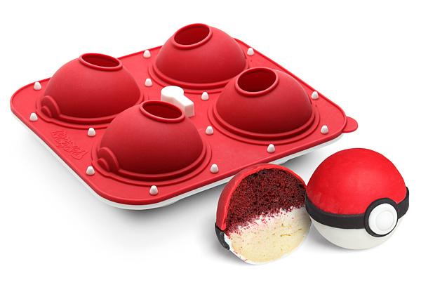 cupcake pokéball cuisine