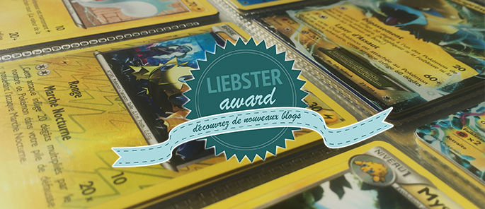 Liebster Award Shineydark