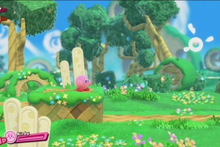 Kirby E3 2017