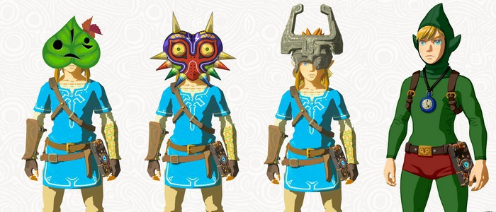 The legend of zedla breath of the wild dlc