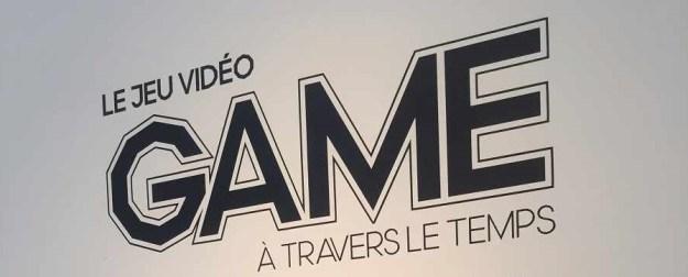 Game exposition jeu vidéo