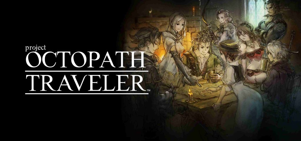 TEST : Démo de Octopath Traveler, un RPG oldschool sur Switch en 2018 !