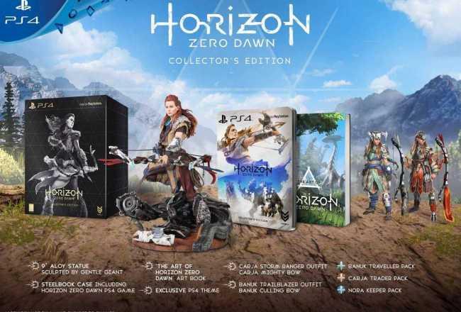 Horizon Zero Dawn Collector