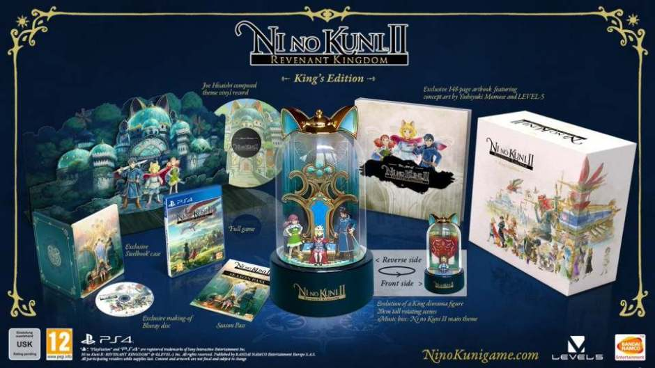 Ni No Kuni II Collector