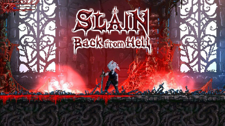 TEST : Slain : Back from Hell, un plateformer sanglant !