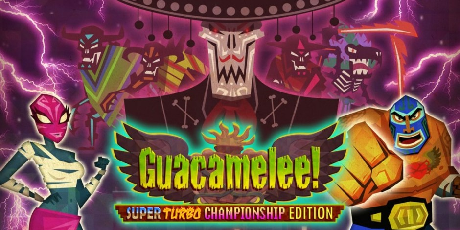 jeux video couple guacamelee