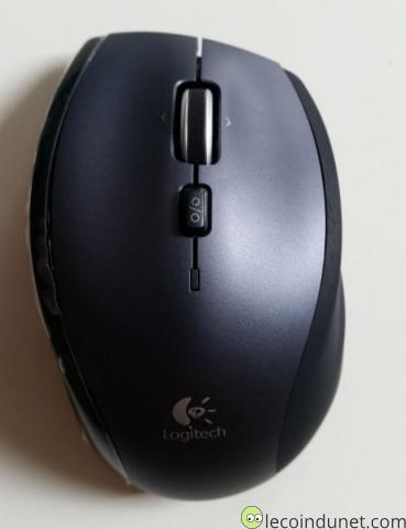 Logitech M705 - Présentation souris