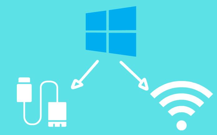 Modifier la priorité des cartes réseaux filaires/Wifi sur Windows
