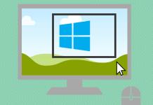 Capture d'écran Windows