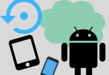 Sauvegarder données Android