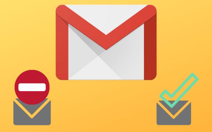 Bloquer les mails d'un expéditeur dans Gmail