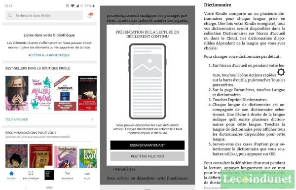 5 Applications De Lecture Sur Android Lecoindunet