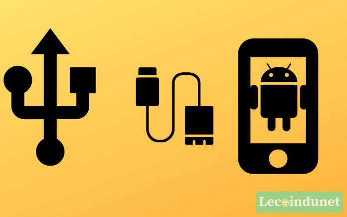 Comment connecter une clé USB sur un téléphone Android ?