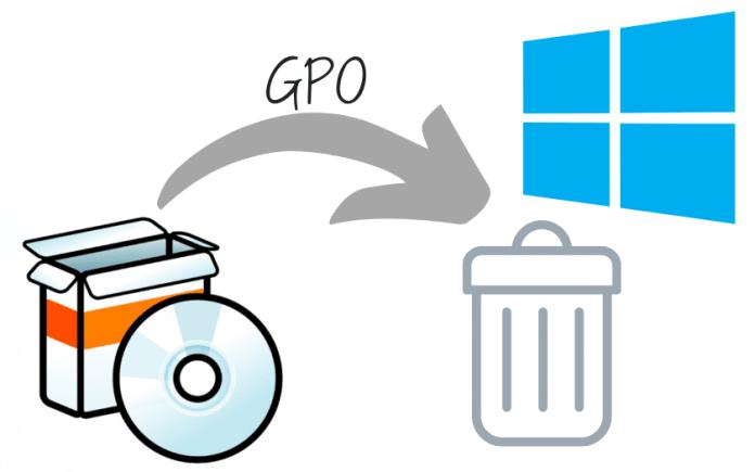 Comment désinstaller un logiciel par GPO ?