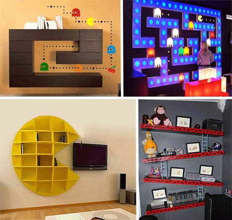 Decoration Gaming Le Coin Gamer