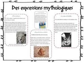 expressions mythologiques